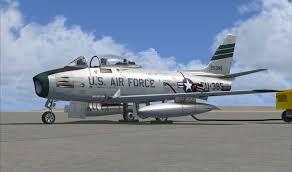 F-86 Sabre #1